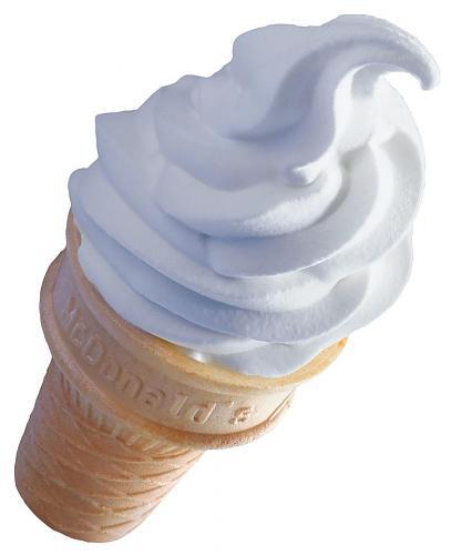 麥當勞2顆廢乾電池換蛋捲冰淇淋